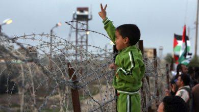 صورة حرب إسرائيل على الفلسطينيين هي حرب على الحقائق