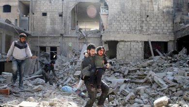 حصري الدكتور ماجد  يوجه رسالة من الغوطة الشرقية الى العرب في أمريكا