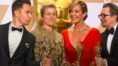 صورة جاري أولدمان يفوز بأوسكار أفضل ممثل و مكدورماند أفضل ممثلة