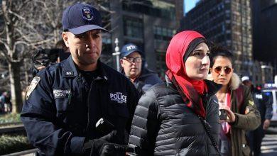 اعتقال الناشطة ليندا صرصور في مبنى الكابيتول الأمريكي