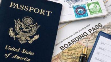 صورة اجراءات أكثر تدقيقا للحصول على التأشيرة الأميركية