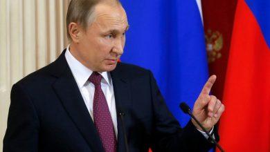 صورة روسيا لبريطانيا : الهجوم الكيميائي في سوريا قصة مفبركة