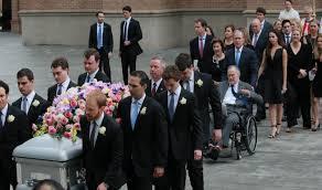 4 رؤساء أمريكيين سابقين وسيدات البيت الأبيض في جنازة باربرا بوش
