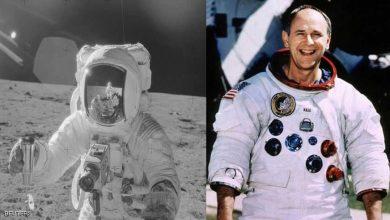 صورة وفاة الأمريكي آلان بين رابع رائد فضاء يمشي على سطح القمر