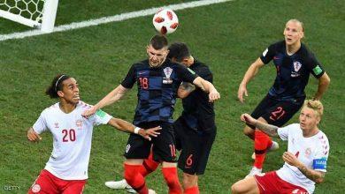صورة كرواتيا تفوز بركلات الترجيح على الدنمارك وتواجه روسيا في دور الثمانية