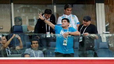 مارادونا : مستعد لتدريب منتخب الأرجنتين مجانا