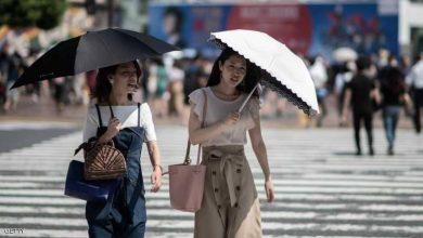 صورة اليابان تشهد موجة حر تؤدي الى إصابات ووفيات بين اليابانيين