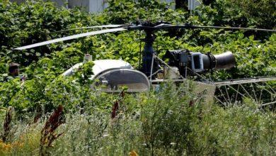 هروب لص فرنسي شهير بطائرة مروحية من سجن في باريس