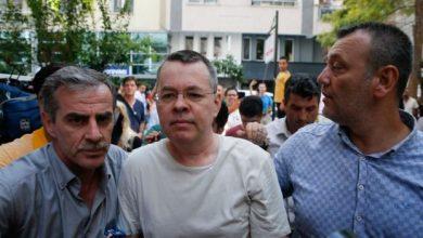 صورة ترامب: سنفرض عقوبات كبيرة على تركيا لاحتجازها القس أندرو برونسون