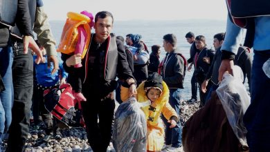 صورة مفوضية الأمم المتحدة لللاجئين : وضع المهاجرين في اليونان سئ جدا