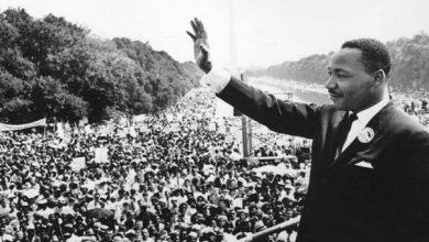 مارتن لوثر كينج.. 55 عامًا على ميلاد حلم لا يموت