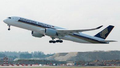 صورة سنغافورة – نيويورك .. أطول رحلة في العالم بحوالي 19 ساعة طيران