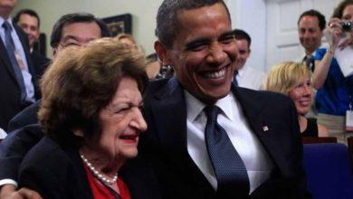 """5 سنوات على رحيل عميدة مراسلي البيت الأبيض """"هيلين توماس"""""""
