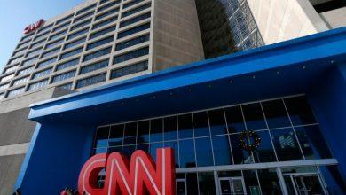 صورة اكتشاف طرد مشبوه في مكتب بريد بأتلانتا موجه الى CNN
