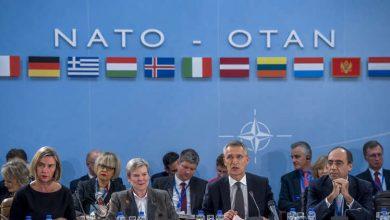صورة الناتو: 45 ألف عسكرى يشاركون فى مناورات هي الأكبر منذ الحرب الباردة