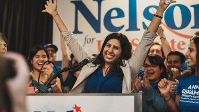 أول أميركية إيرانية تفوز بمقعد في مجلس النواب عن ولاية فلوريدا