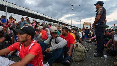 صورة ترامب: الجيش الأمريكي سيبقى على حدود المكسيك طالما لزم الأمر