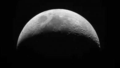 صورة الصين في مهمة غير مسبوقة الى القمر