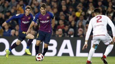 صورة برشلونة بالفريق الاحتياطى .. يتأهل لدور ال 16 بكأس إسبانيا