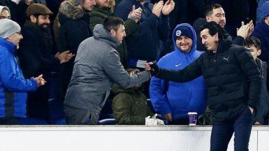 """صورة """" إيمري يعتذر """".. واتحاد الكرة الإنجليزي يوجه له تهمة """"سوء السلوك"""""""