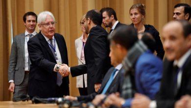 صورة بدء مباحثات السلام اليمنية في العاصمة السويدية .. والتوصل لاتفاق لتبادل الأسرى