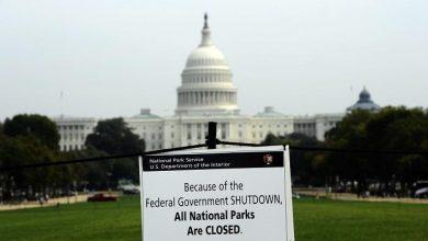 صورة تقرير :خسائر الاقتصاد الأميركي نتيجة الإغلاق الحكومي الجزئي .. 6 مليارات دولار