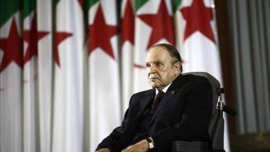 """صورة ترشيح """"بوتفليقة """" للمرة الخامسة رئيسا للجزائر"""