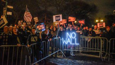 صورة 16 ولاية أمريكية تطعن أمام القضاء على دستورية إعلان ترامب حالة الطوارئ