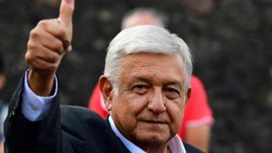 صورة الرئيس المكسيكي.. 100 يوم في المنصب دون مشاكل مع أمريكا
