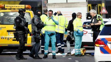 """صورة هولندا : اعتقال المشتبه به في """"هجوم أوتريخت"""""""
