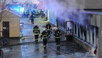 صورة نيران الكراهية تحرق مسجدًا في كاليفورنيا وذعر بين مسلمي أمريكا