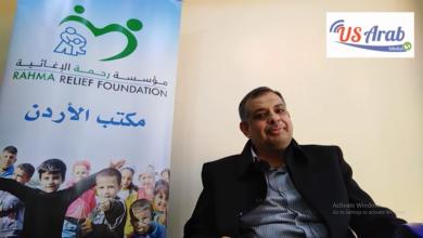 راديو صوت العرب من أمريكا في متابعة حيّة لأوضاع اللاجئين بالأردن