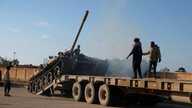 صورة الجيش الليبي: حكومة الوفاق تخطط لشن هجوم على مدينة ترهونة
