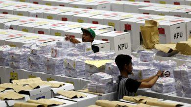 صورة الإجهاد يقتل 272 موظفًا خلال فرز أصوات انتخابات إندونيسيا