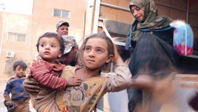 صورة الأمم المتحدة: 12 مليون سوري يعتمدون على المساعدات الإنسانية