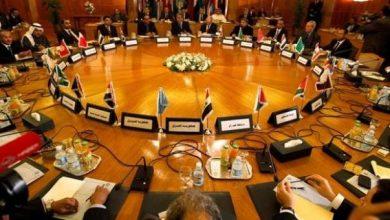 صورة اجتماع عربي حول الهجرة واللجوء بالجامعة العربية