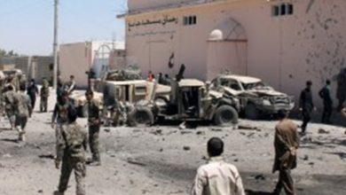 صورة مقتل 4 أمريكيين إثر هجوم لـ طالبان في أفغانستان