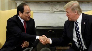 مكافحة الإرهاب تتصدر مباحثات ترامب والسيسي بالبيت الأبيض