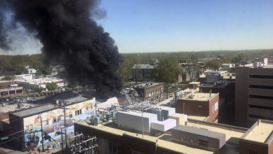 انفجار بولاية نورث كارولينا يوقع ضحايا
