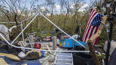 صورة مصرع 5 أشخاص في أمريكا بسبب الأعاصير وسوء الأحوال الجوية