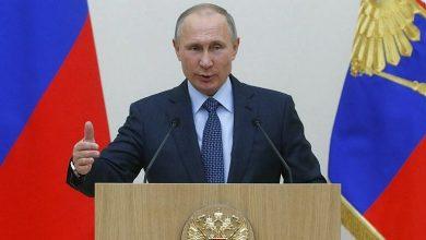 صورة بوتين: كان على بإيران ألا تنسحب من الاتفاق النووي
