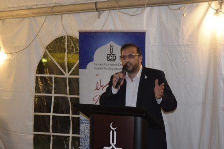 سفيان نبهان - المدير التنفيذي بالمركز الاسلامي في ديترويت