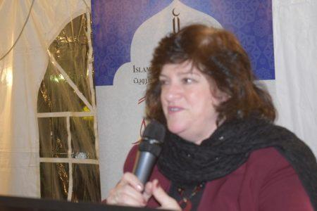 عضوة بلدية ديربورن ليزلي هيرك