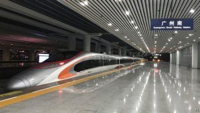 الصين تكشف عن أول قطار مغناطيسي بسرعة 600 كيلومتر في الساعة