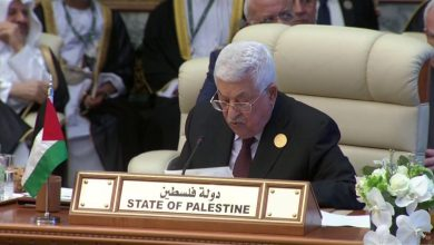 """الرئيس الفلسطيني يؤكد رفضه المطلق لـ""""صفقة القرن"""""""