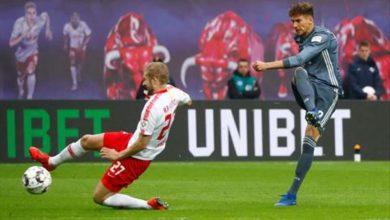 صورة بايرن يهدر فرصة الفوز بلقب الدوري الألماني
