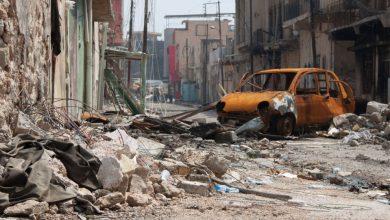 صورة تفجيرات إرهابية في كركوك شمال العراق