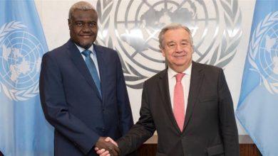 صورة الأمم المتحدة والاتحاد الأفريقي يدعوان لوقف إطلاق النار في ليبيا