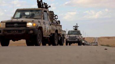 صورة مصادر ليبية: قوات حفتر تقترب من وسط العاصمة طرابلس