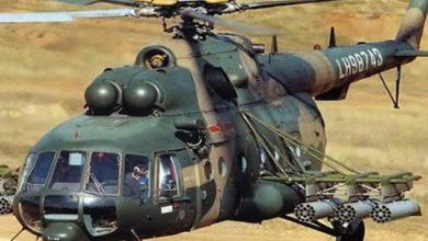 صورة الجزائر: إصابة شخصين جراء سقوط مروحية عسكرية شرقي البلاد